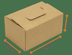 Configurador Medidas caja